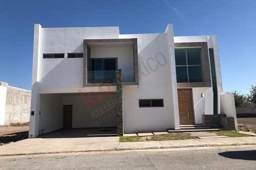 ¡nueva! Casa En Venta, Las Trojes, Torreón, Coahuila