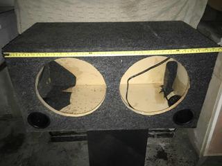 Caja Cajón Sub Bajo 12 Pulgadas