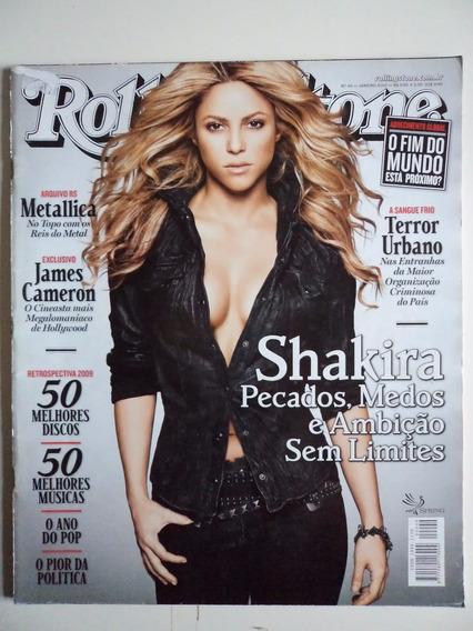 Revista Rolling Stone N 40 - Janeiro De 2010