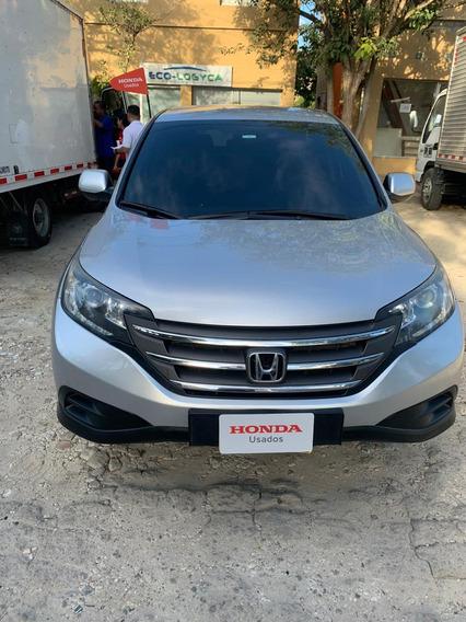 Honda Crv Lx 4x4 2012 Plata