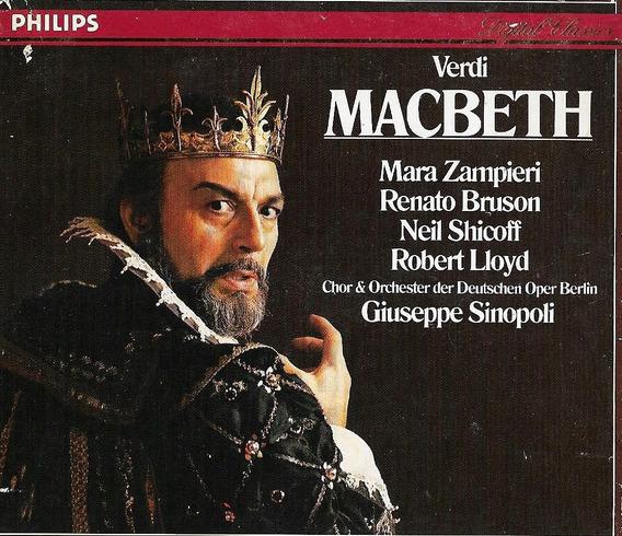 Giuseppe Verdi - Macbeth. Opera En 4 Actos