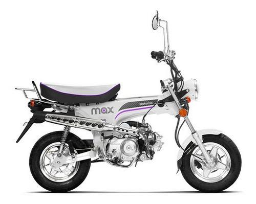 Motomel Max 110 Ezeiza