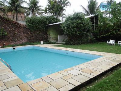 Casa Para Locação, Jardim Acapulco, Guarujá. - Ca1511