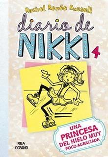* Diario De Nikki 4 * Una Patinadora Sobre Hielo Algo Torpe