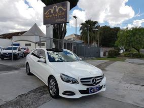 Mercedes-benz E-250 2.0 Avantgarde Turbo 2014