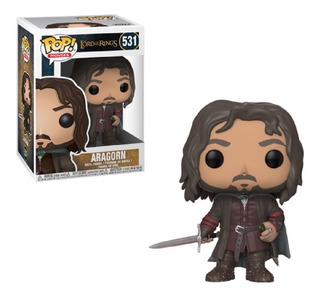 Funko Pop Aragorn 531 Lord Of The Rings - Ronin Store