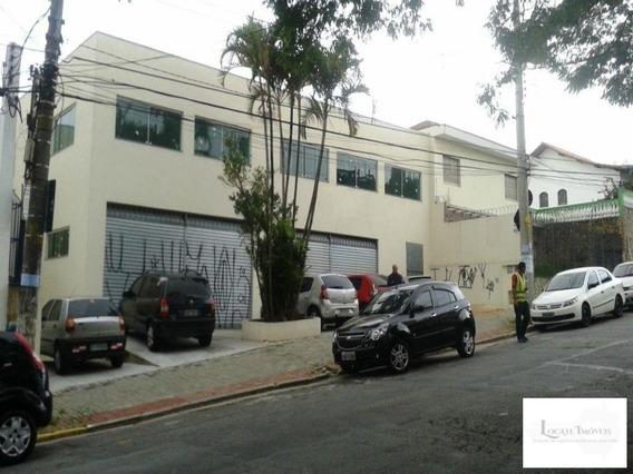 Prédio Comercial Para Locação Em Itaquera - Pr00006 - 32769082
