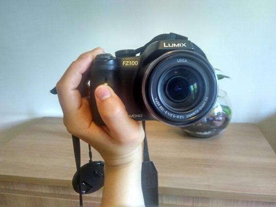 Câmera Lumix Fz100