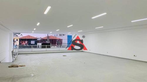 Loja Para Alugar, 430 M² Por R$ 25.000,00/mês - Jardim Da Saúde - São Paulo/sp - Lo0207