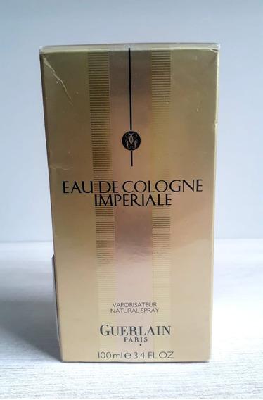Perfume Eau De Cologne Imperiale Guerlain 100ml Lacrado!