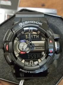 Relógio Casio G-mix Gba-400-1adr (original E Garantia 1 Ano)