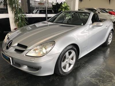 Mercedes-benz Slk-200 Kompressor Roadster 1.8, Efz0004