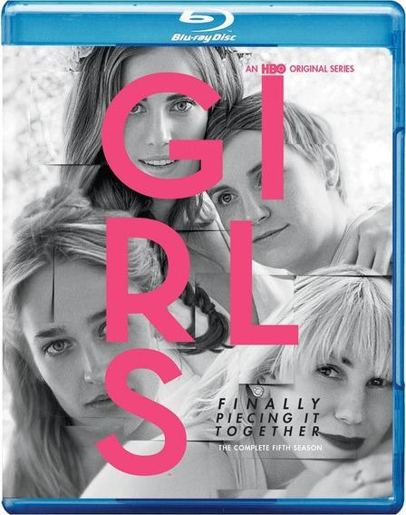 Girls - Quinta Temporada Completa [blu-ray] Envio Incluido