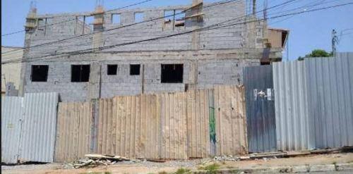 Cobertura Com 2 Dormitórios À Venda, 89 M² Por R$ 340.000,00 - Vila Pires - Santo André/sp - Co5226
