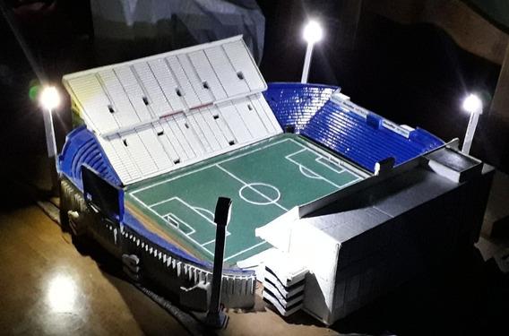 Maqueta Estadio Futbol (hacemos A Pedido)