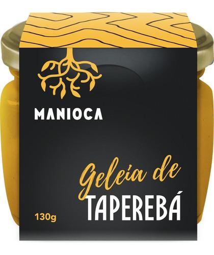 Imagem 1 de 3 de Geleia De Taperebá Manioca 130g - 100% Natural
