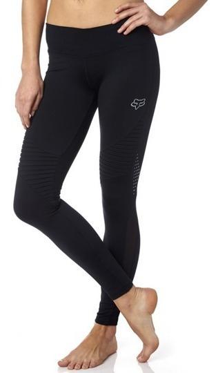 Calza Dama Fox Moto Legging Blk