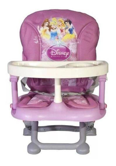 Cadeira Alimentação Bebê Princesas Disney Menina Dican