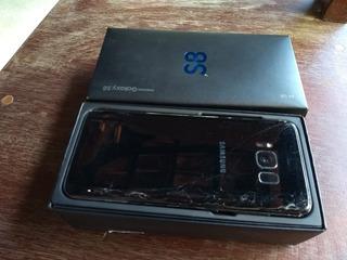 Samsung Galaxy S8 Retirada De Peças Ou Conserto