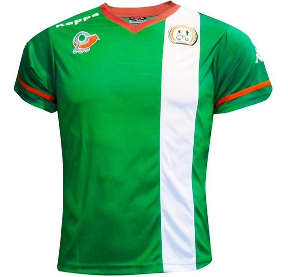 Jersey Futbol Nuevo Chimalhuacan Hombre Kappa Je-041