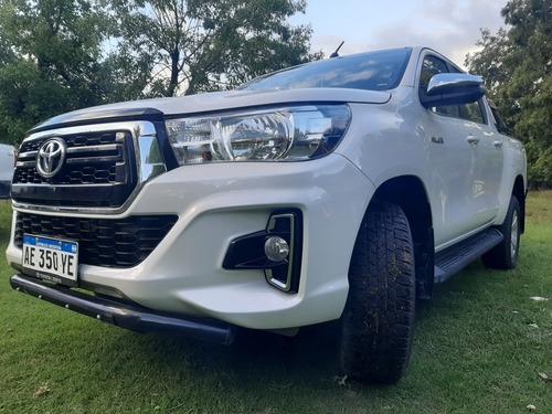 Toyota Hilux 2.8 Cd Srv 177cv 4x4 2020 Nueva Impecable