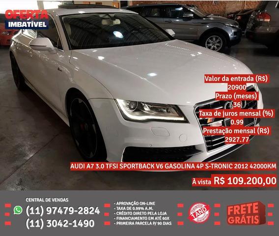 Audi A7 Tfsi Sportback V6