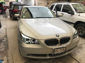 Bmw Serie 5 4.4 545ia Active Dynamic At