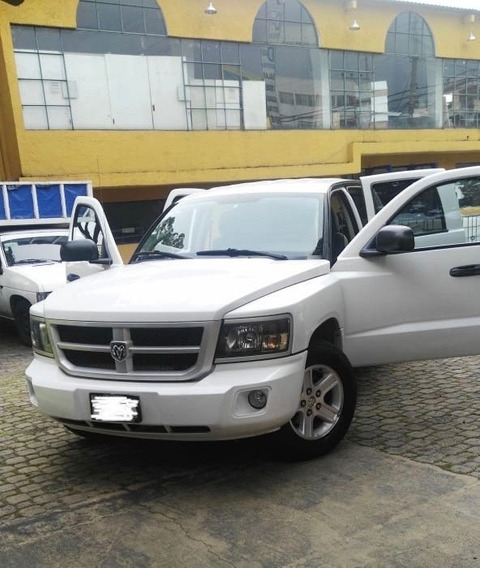 Pick Up Dodge Dakota Slt 4x2 2012 Las Mas Equipada Pantalla