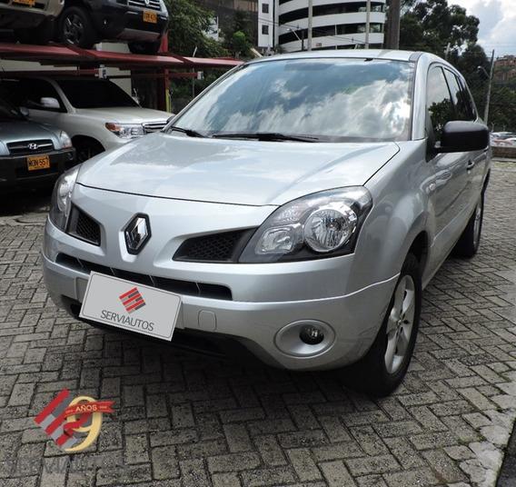 Renault Koleos Expression Mt 2.5 2011 Deq035