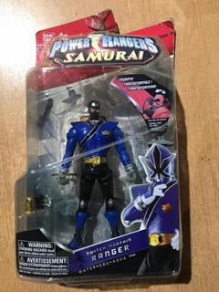 Power Rangers Switch Morphin Ranger Blue Original Bandai