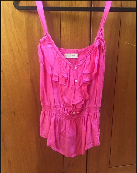 Blusa Abercrombie & Fitch