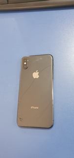 iPhone X 64gb (trincado Na Parte De Trás) Funcionando 100%