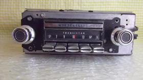 Rádio  Automotivo Antigo Marca Gm Delco  Rd 39 J