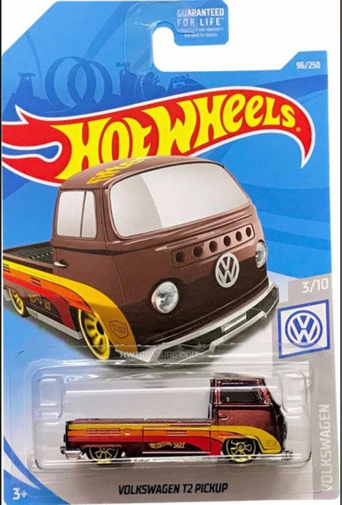 Hotwheels T2 Pickup Super T-hunt