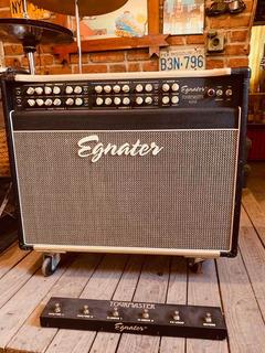 Amplificador De Guitarra Egnater Tourmaster 4212