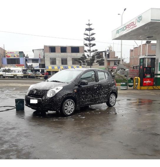 Suzuki Celerio Negro Año 2013 Mod 2014