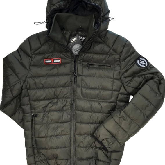 Campera Inflable Braap Groove Envio G R A T I S