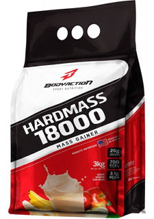 Hipercalórico Hard Mass - 3kg - Body Action
