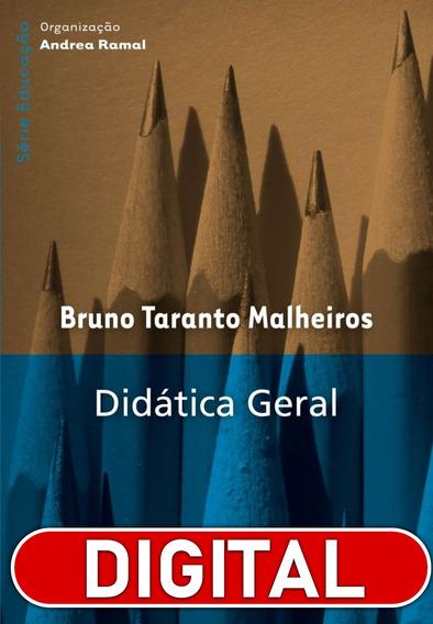 Série Educação Didática Geral