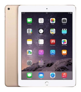 Apple iPad Air 2 16gb A1566 Dorado Gold Tablet Wifi 9,7