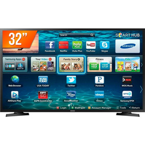 Smart Tv Led 32 Samsung Hd - Wi-fi -2hdmi - 1usb Lh32benelga