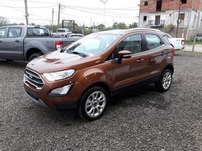 Ford Ecosport Titanium 2.0l At Con Permuta Y Financiacion