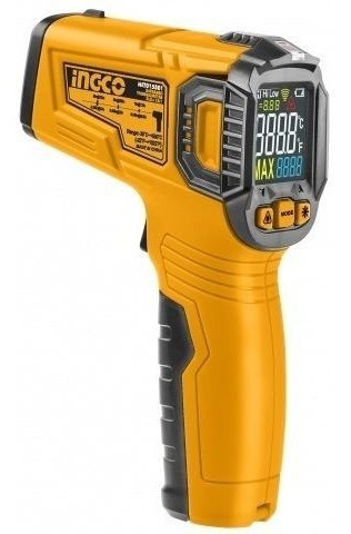 Termómetro Laser Digital 550°c Ingco Hit015501 - Ynter