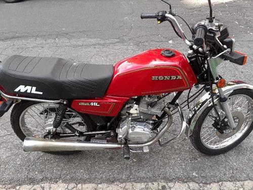 Imagem 1 de 5 de Honda Ml 125