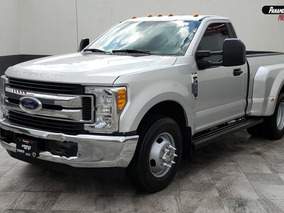 Ford F-350 Super Duty Xl Plus Plata 2017