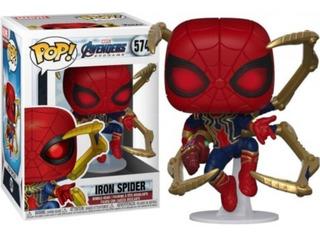 Funko Pop! Iron Spider 574-marvel