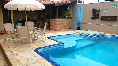 Imagem 1 de 18 de Casa A Venda, Excelente Localização, Bairro Nova Gardênia,  Bairro Nobre Próximo A Al. Lucas Nogueira Garcez - Ca01380 - 69571118