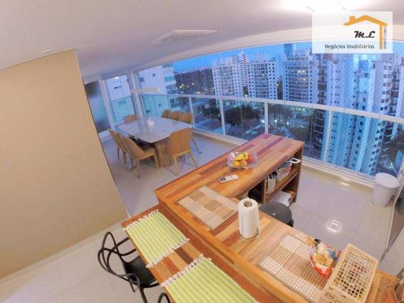 Apartamento Com 3 Dormitórios À Venda, 192 M² Por R$ 1.855.000,00 - Jardim Avelino - São Paulo/sp - Ap0181