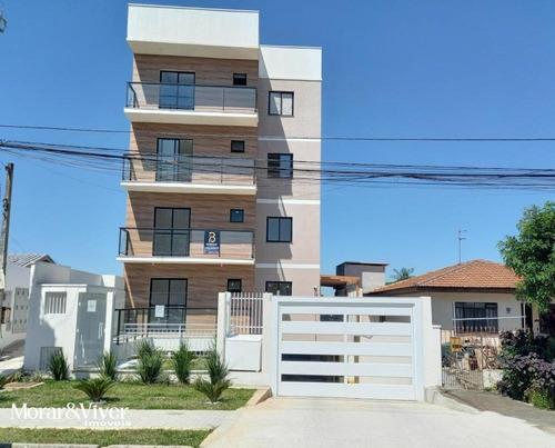 Imagem 1 de 15 de Apartamento Para Venda Em São José Dos Pinhais, Pedro Moro, 3 Dormitórios, 1 Suíte, 2 Banheiros, 1 Vaga - Sjp5266_1-1762990
