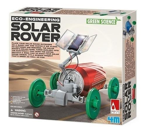 Kit Carro Energia Solar Marca 4m Envío Gratis Ver Video
